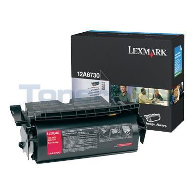 LEXMARK T520 TONER CARTRIDGE BLACK